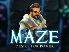 Maze - Desire for Power