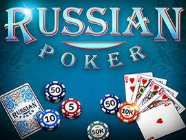 Russian Poker (Evoplay)