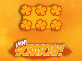 Mini Scratchy!