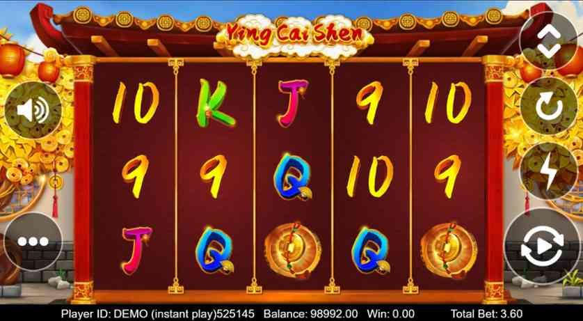 Ying Cai Shen Slot Machine