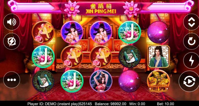 Spiele Jin Ping Mei - Video Slots Online