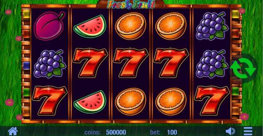 Spielen Sie Power Fruits kostenlos im Demo Mode von Swintt