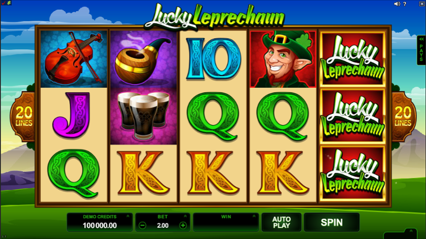 Lucky Leprechaun Free Slots.png