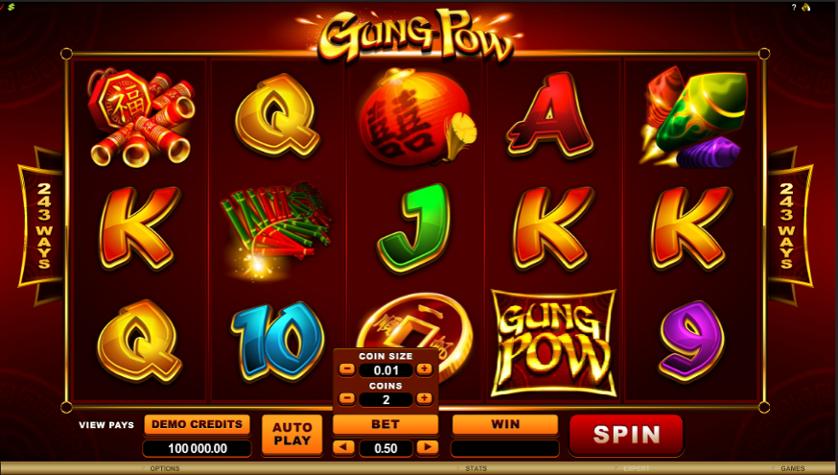 Gung Pow Free Slots.png