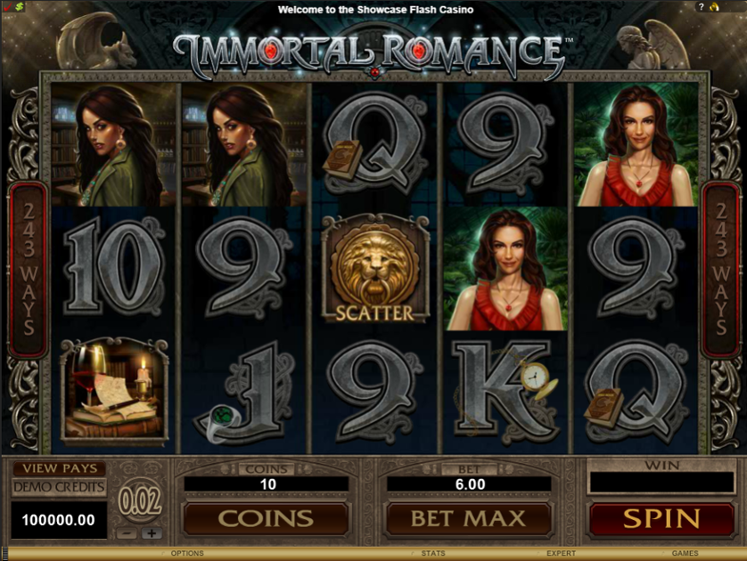 Immortal Romance Free Slots.png