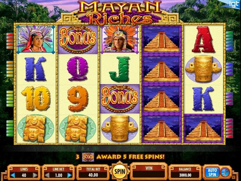 Mayan RichesMayan Riches Free Slots.jpg