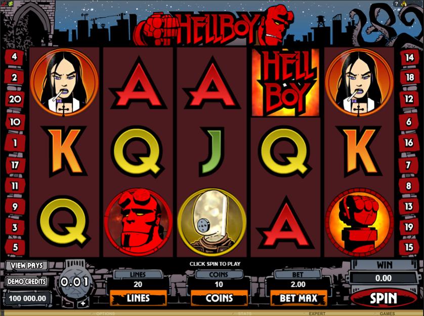 Hellboy Free Slots.png