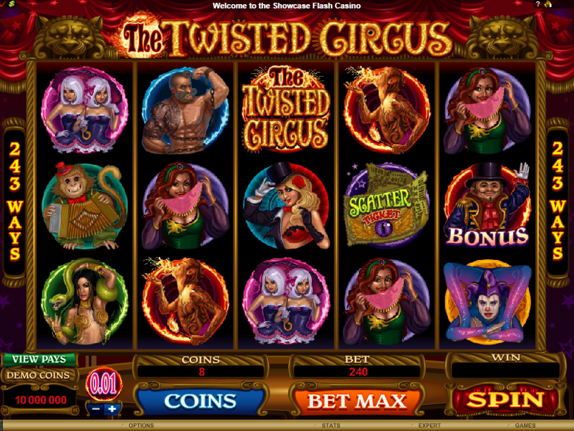 The Twisted Circus Free Slots.png