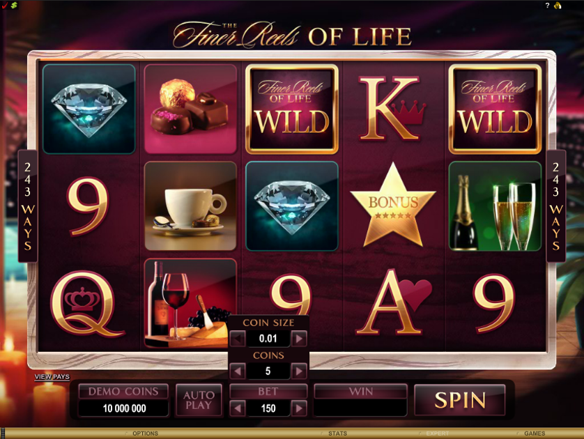 The Finer Reels Of Life Free Slots.png