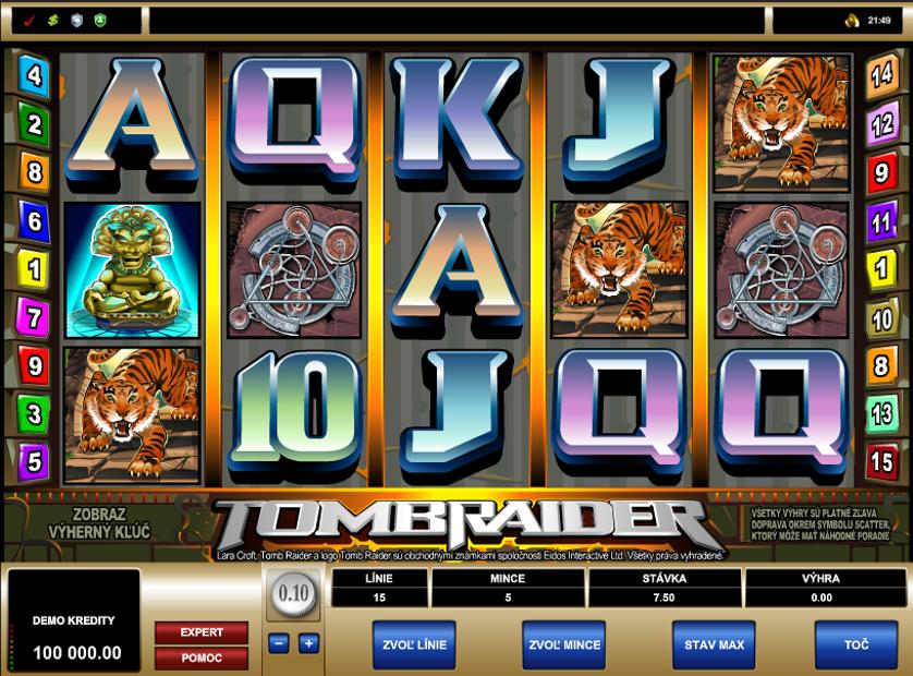 Tomb Raider Free Slots.png