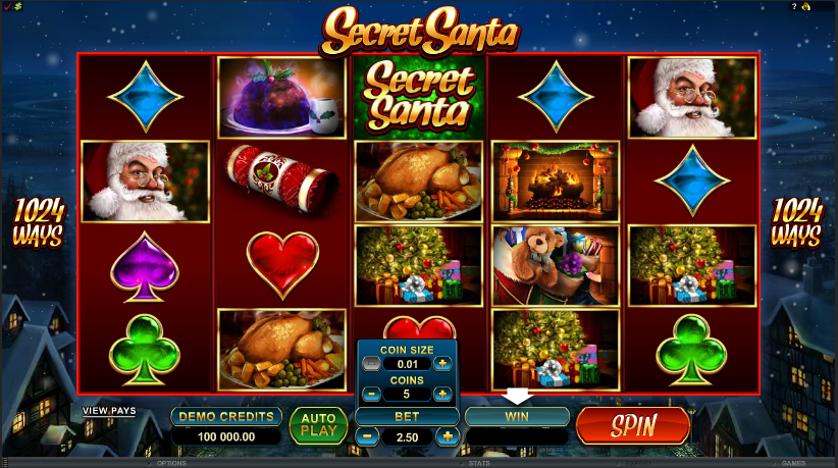 Secret Santa Free Slots.png