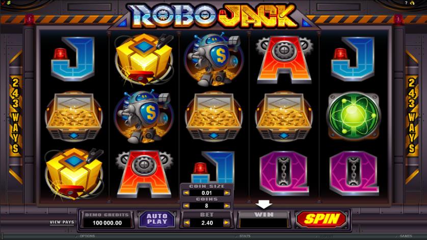Robo Jack Free Slots.png