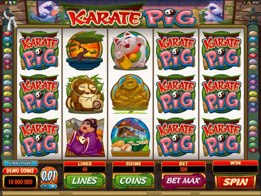 Karate Pig Free Slots.png