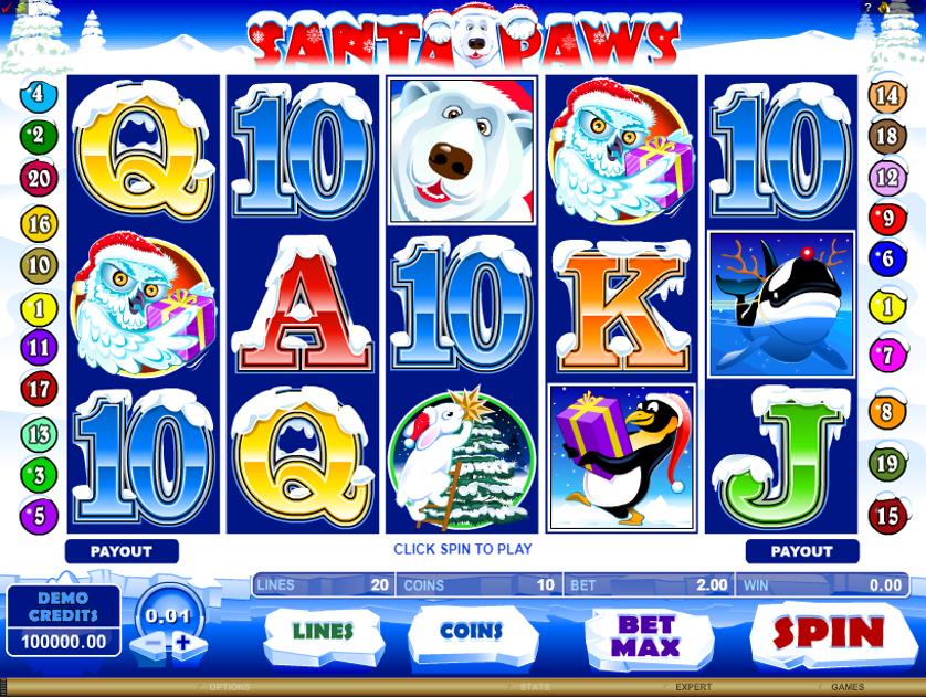 Santa Paws Free Slots.png