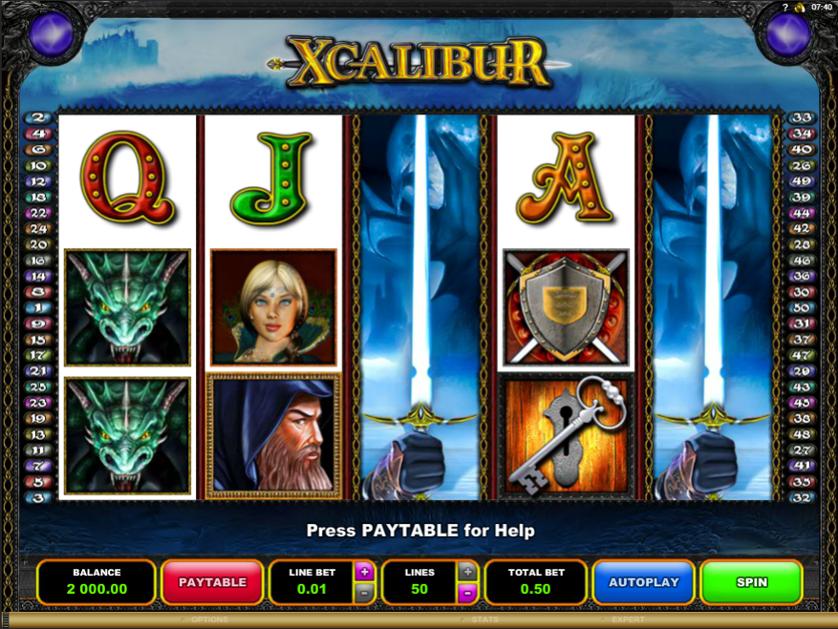 Xcalibur Free Slots.png