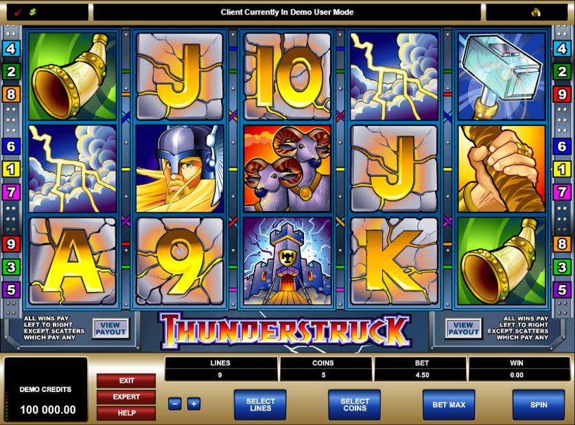 Thunderstruck Free Slots.png