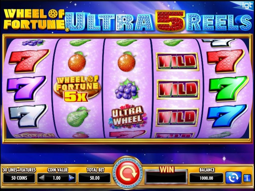 Wheel of Fortune Ultra 5 Reels Free Slots.jpg