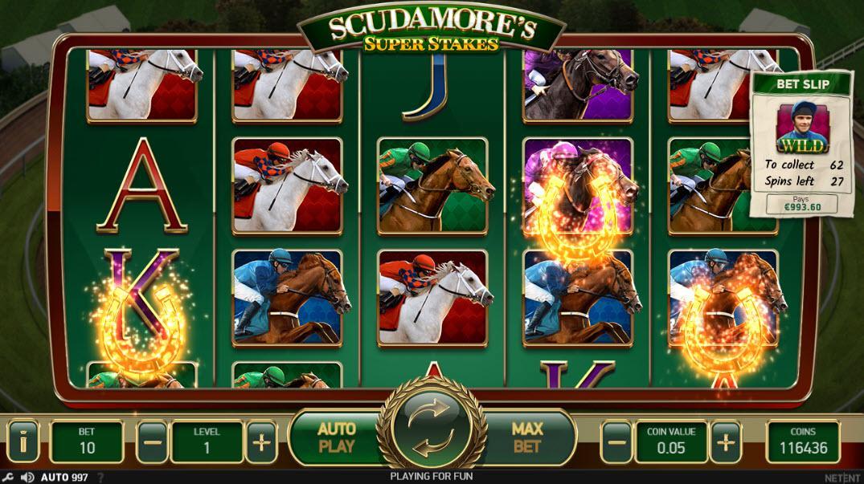 Scudamore's Super Stakes random Wilds