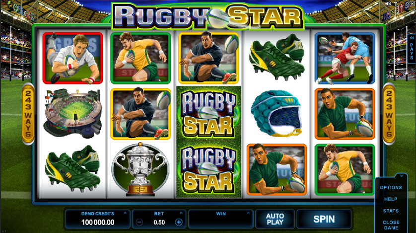 Rugby Star Free Slots.png