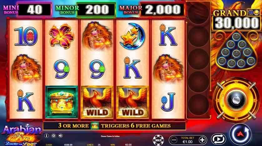 Play No Download Arabian Tales Slot Machine Free Here