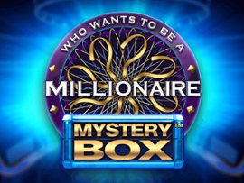 Who Wants to Be a Millionare Mystery Box