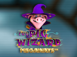 Pig Wizard Megaways