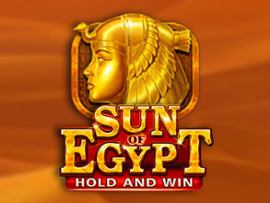 Sun of Egypt Hold and Win