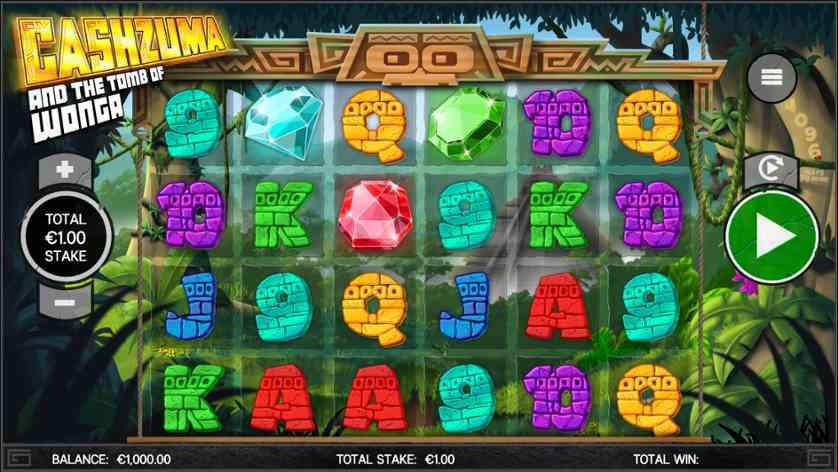 Spielen Sie Cashzuma kostenlos im Demo Mode von Core Gaming