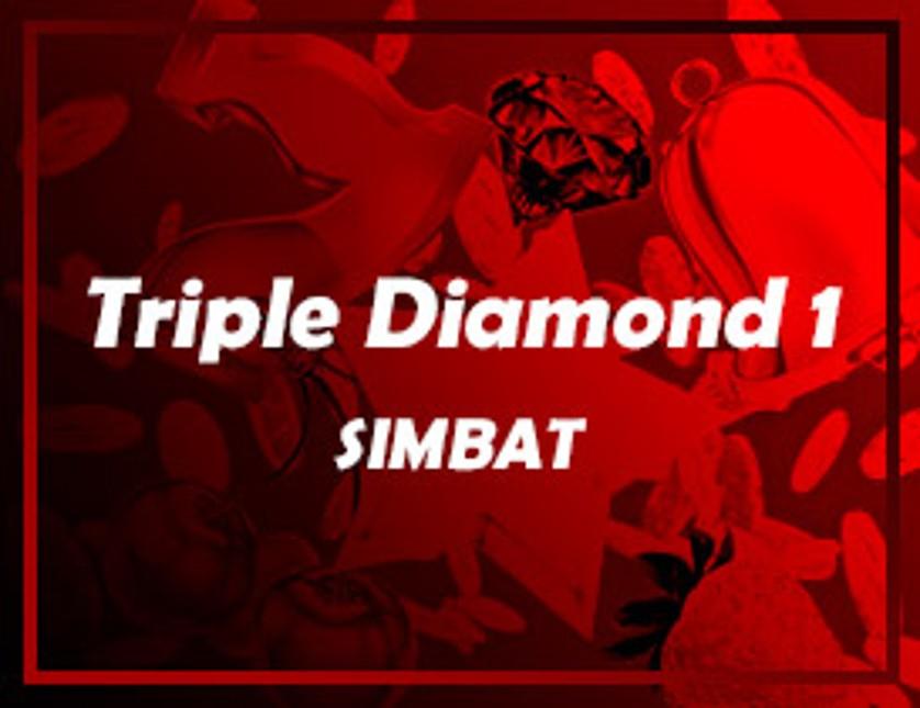 Triple Diamond 1