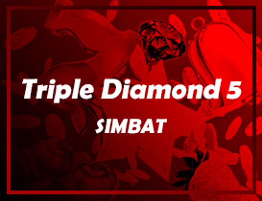 Triple Diamond 5