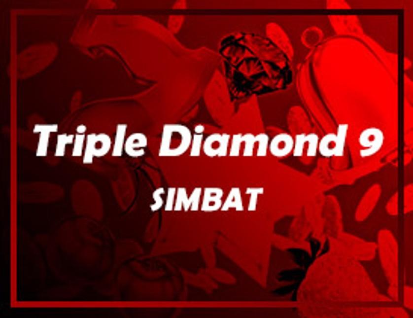 Triple Diamond 9