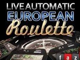 Live European Roulette (Fazi)