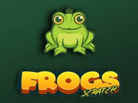 Frogs Scratchcards