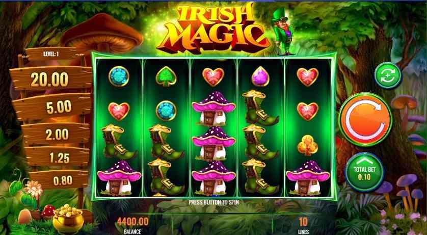 Spielen Sie Irish Magic Kostenlos Im Demo Mode Von Igt