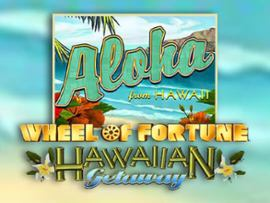 Wheel of Fortune Hawaiian Getaway (Powerbucks)