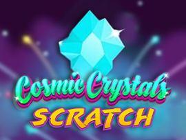 Cosmic Crystals Scratch