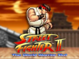 Street Fighter II (NetEnt)