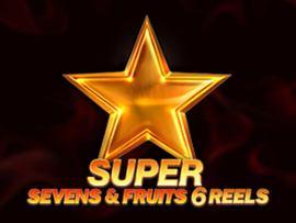 Seven & Fruits: 6 Reels