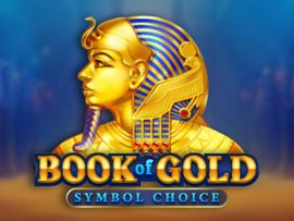Book of Gold - Symbol Choice