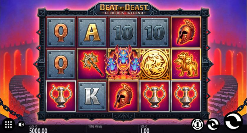 Beat the Beast Cerberus' Inferno.jpg