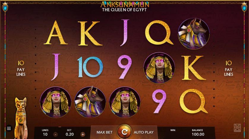 Anksunamun the Queen of Egypt.jpg