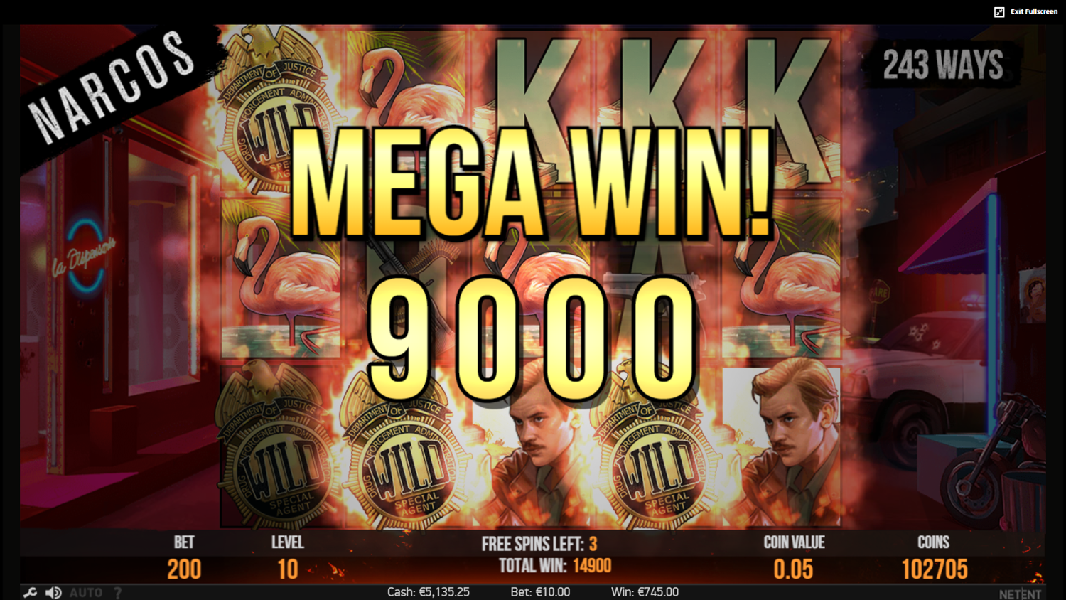 Coral casino free spins