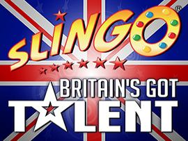 Slingo Britian's Got Talent