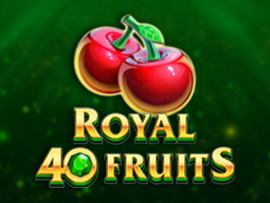 Royal 40 Fruits