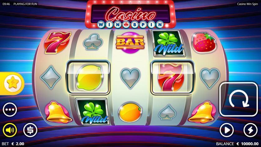 Gratis Spinn Casino