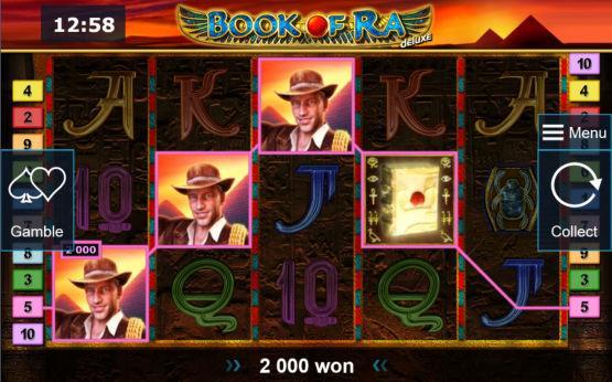 Jocul Novomatic Casino