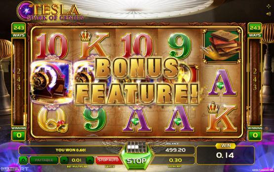 GameArt Casino Game