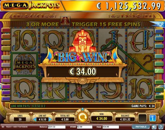 IGT Casino Game