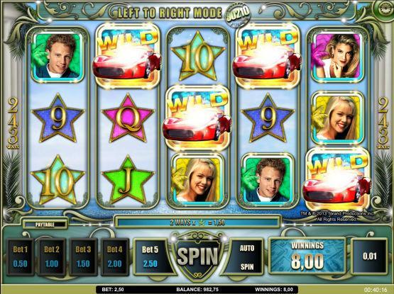 iSoftBet Casino Game
