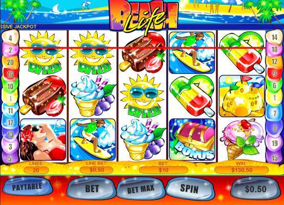 Playtech Casino Game